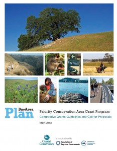 Priority Conservation Area Program