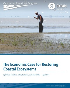 Coastal Restoration Report cover page