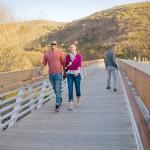California Coastal Trail-Muir Beach Bridge