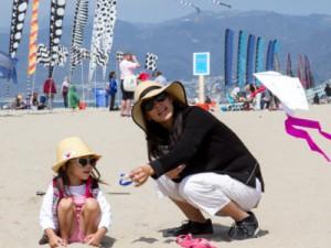 Otis Kite Festival at Santa Monica Pier