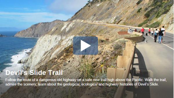 Devils Slide Coastal Trail