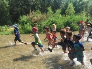 River Camp on the Santa Ana river