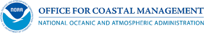 NOAA Office of Coastal Management Logo